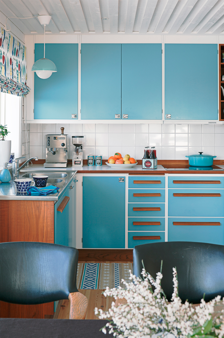 Cute Retro Kitchen 79 Ideas
