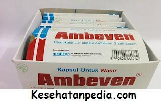 Efek samping Ambeven kapsul bagi ibu hamil & menyusui