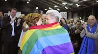 """El """"sí"""" gana en el referéndum sobre el matrimonio homosexual en Irlanda"""