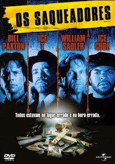 Filme Poster Os Saqueadores DVDRip XviD & RMVB Dublado