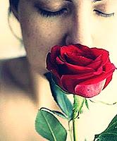 Rosas com sabor
