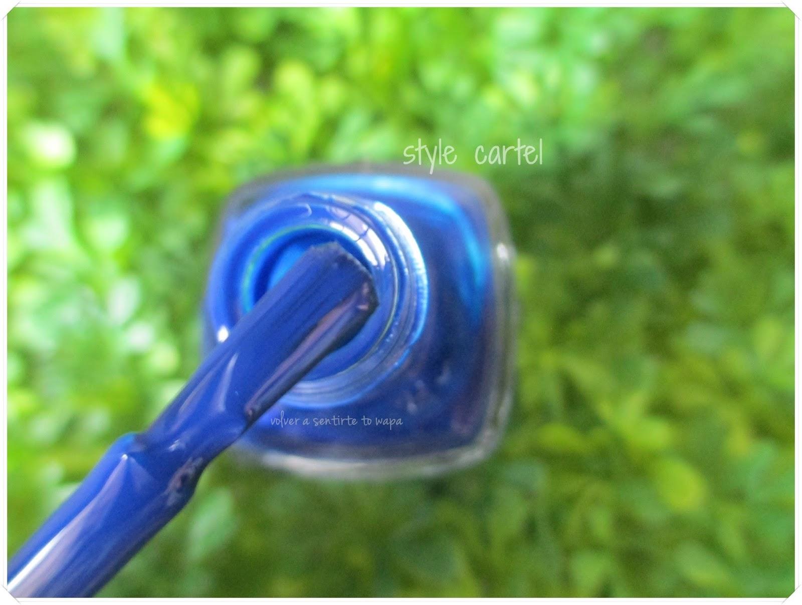 ESSIE Nails - otoño 2014 - Style Cartel