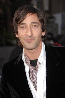 Ascot Friday - Adrien Brody