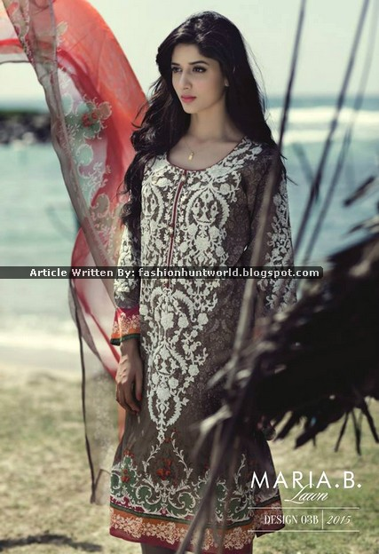 Maria.B. Lawn Featuring By Urwa And Mawra Hocane