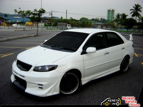 Toyota Vios Modified