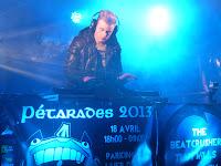 Tiam Wills Les Pétarades #5 - Brest 2013