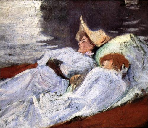 John singer sargent painting for a stylish mood