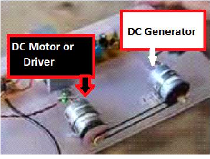 Making An Overunity Generator Using Two Motors