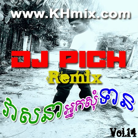 [Album Mix] DJ Pich Remix Vol 14 | Khmer Remix 2014