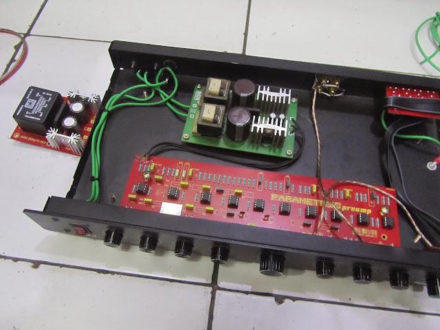 Image Result For Tone Control Parametrik Dengung
