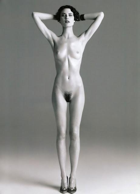 Shalom Harlow Naked