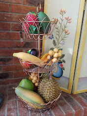 Our artificial fruit display