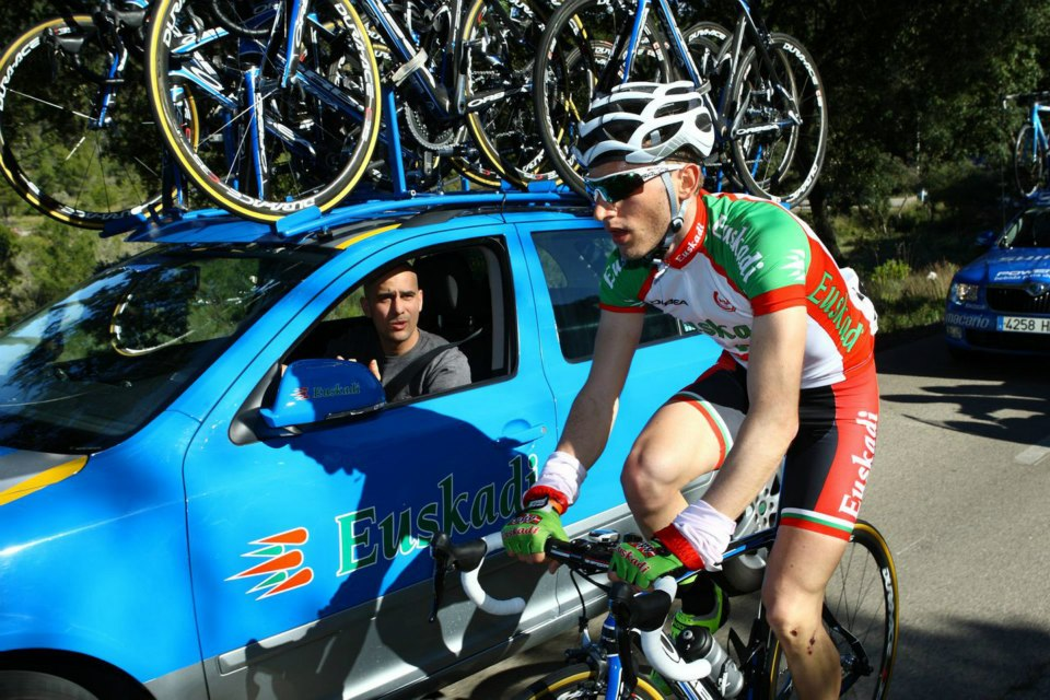 Basque Cycling News: Barbero