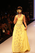 Ileana Ramp Walk Stills at IIJW 2015-thumbnail-7