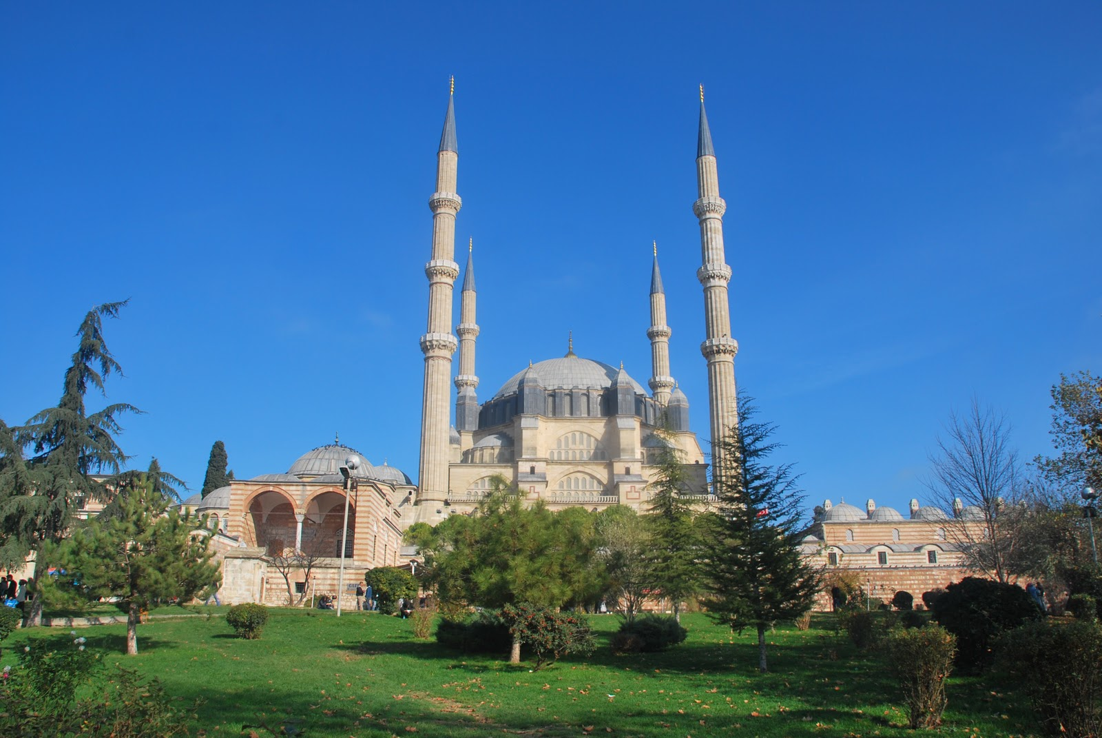 Selimiye Mosque - Sights
