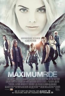 El Viaje de Max (Maximum Ride) Poster