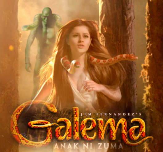 Galema Anak ni Zuma is the story of a sheltered young woman, Galema, who inherited the curse of her beastly father, Zuma. Born with twin snakes attached to her neck,...