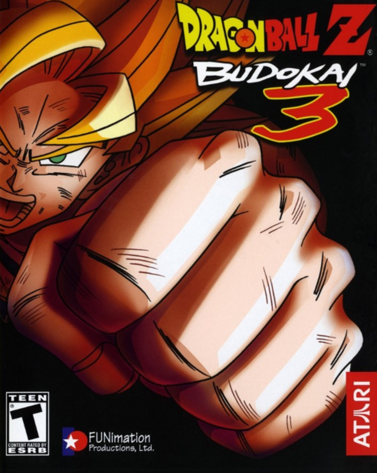 Download Game PC Dragon Ball Z: Budokai 3 PS2 ISO Gratis