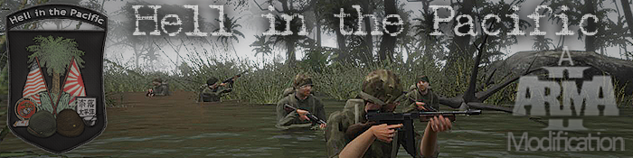 Hell In The Pacific modification for Arma2-CO