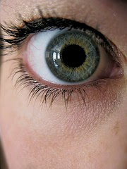 Eyeball from Miranda Granche, Creative Commons 2.0