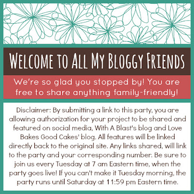 All My Bloggy Friends - RULES