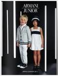 Catalogo Armani Junior Primavera 2012