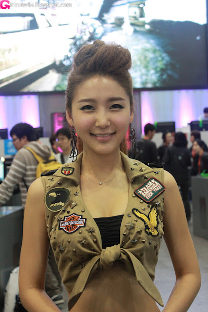 1 Bang Eun Young - G-Star 2011-very cute asian girl-girlcute4u.blogspot.com