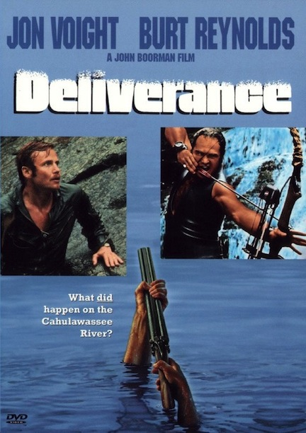 a report on the novel deliverance by james dickey