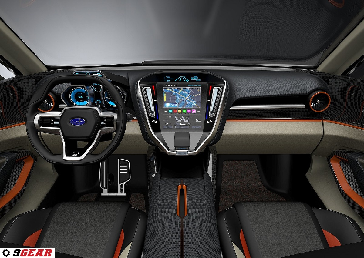 Subaru Viziv Future Concept Suv Revealed Car Reviews New Car Pictures For 2018 2019