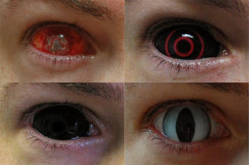 galleries today: halloween contacts lenses
