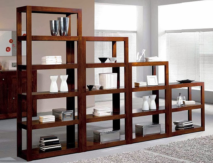 Muebles y decoraciu00f3n para el hogar: Libreros modernos, libreros de ...