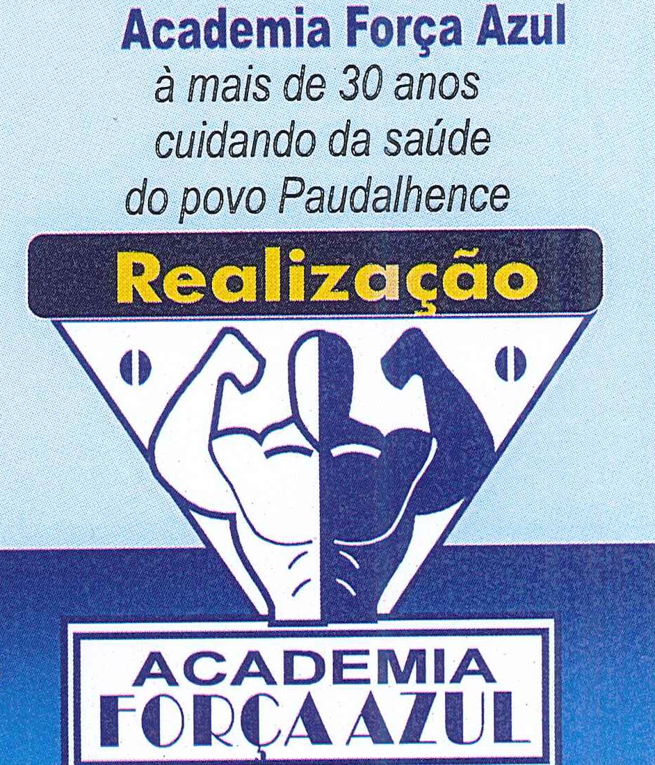 ACADMIA FORÇA AZUL