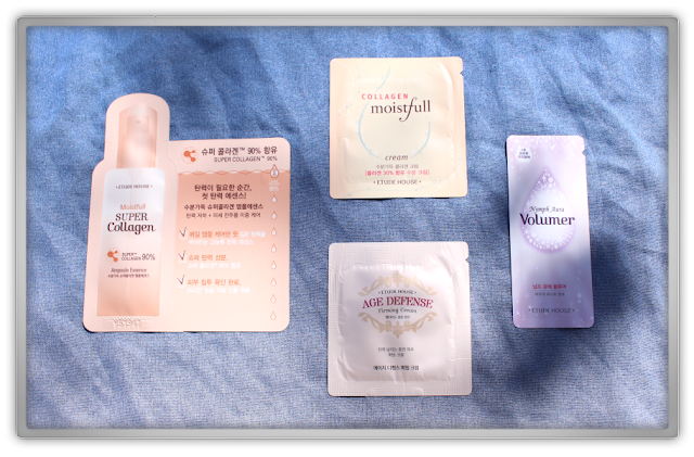 EtudeHouse2012 Etude House Etti Beauty Lense Case Haul Review lenses circle kawaii keai super cute pink ebay samples