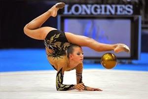 Rhythmic Gymnastics – Too Close
