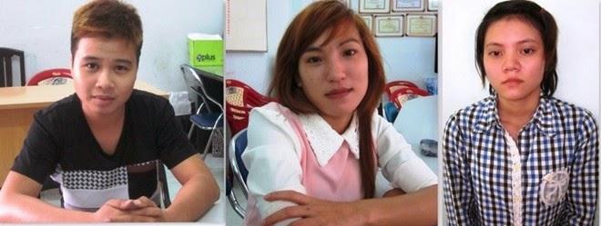5 cô gái ở Sài Gòn đâm chết thanh niên vì rủ đi khách sạn
