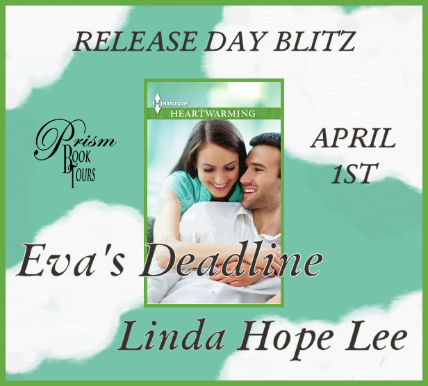 Release Day Blitz for Eva's Dealine by Linda Hope Lee