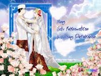Doa Ucapan Selamat Pernikahan Islami