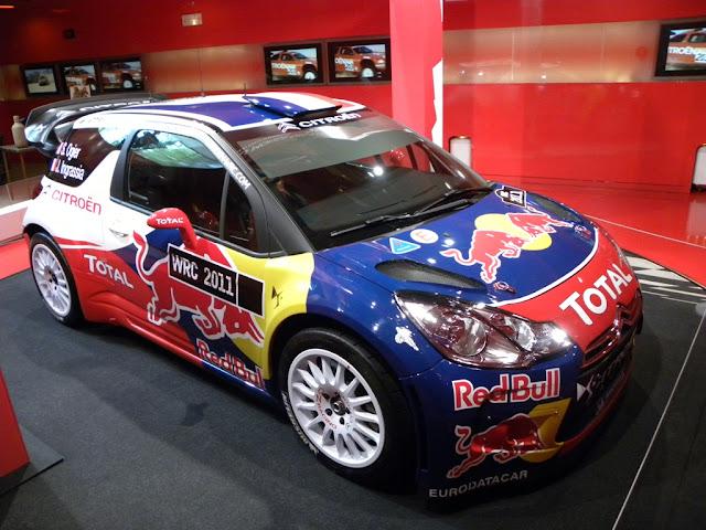 Citroën showroom Champs Elysées