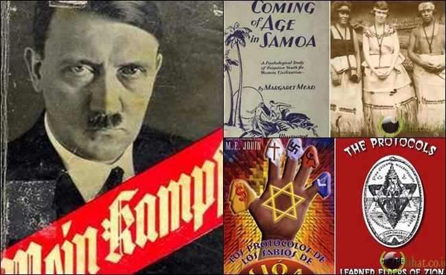 10 Buku yang paling banyak Membunuh Manusia di Dunia