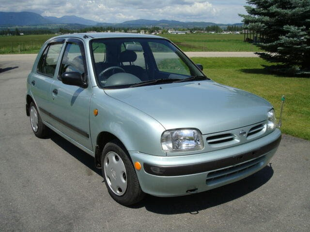 j cruisers jdm vehicles parts in canada 1996 nissan micra. Black Bedroom Furniture Sets. Home Design Ideas