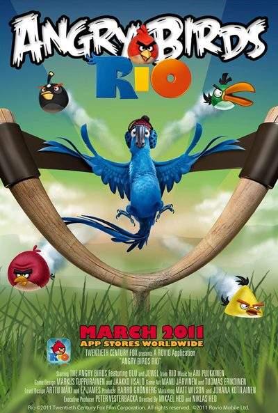 Angry Birds Rio PC Full Descargar 1 Link
