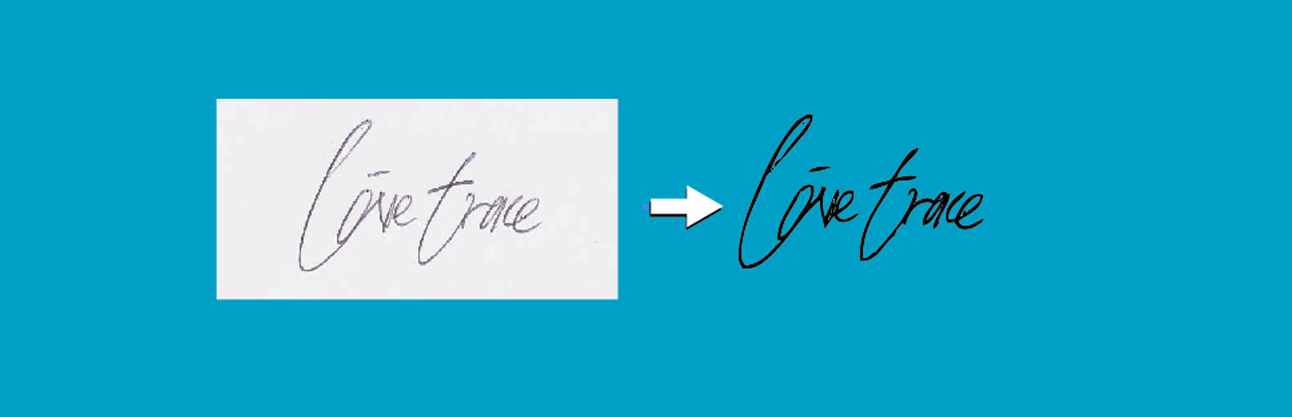 how to live trace text in illustrator