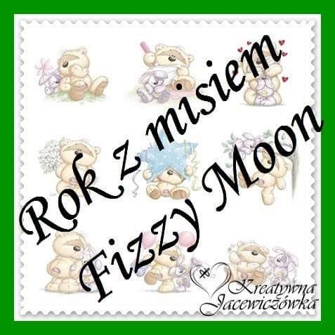 Rok z misiem Fizzy Moon u Ani