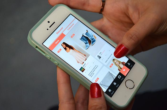 style iphone app