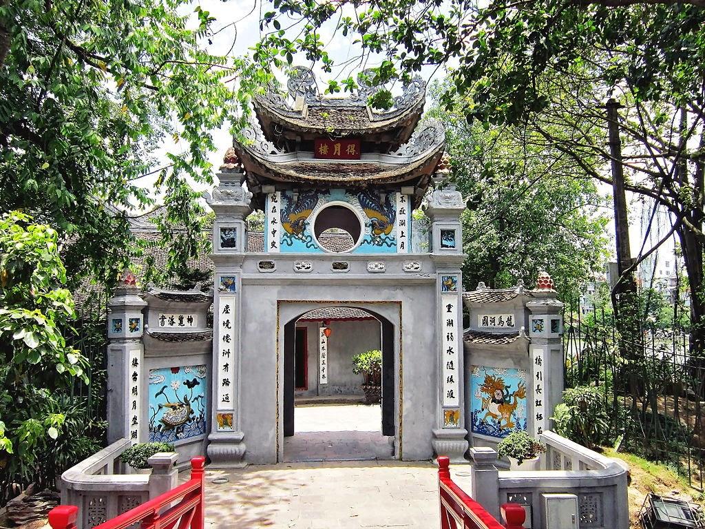 Ngoc Son Temple, Sword Lake