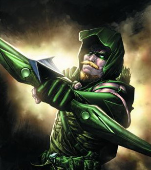 Green Arrow (Oliver Queen) Character Review - 1