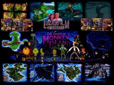 Fondo Monkey Island