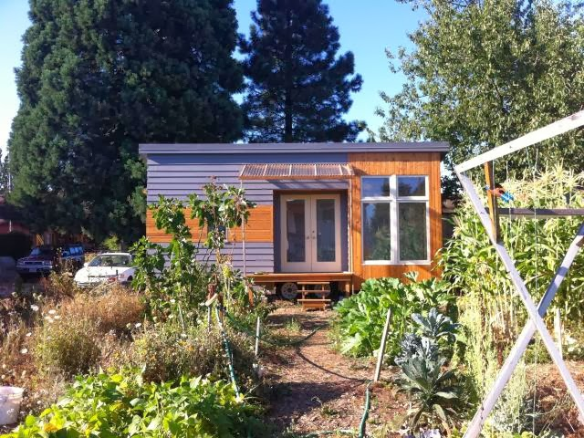 200 sq ft home in Oregon