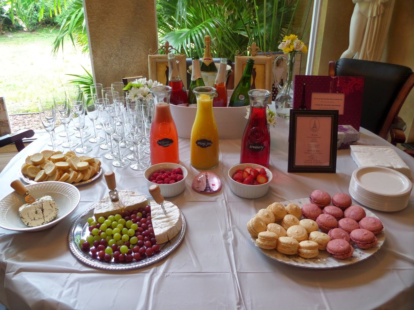honeymoon themed bridal shower weddingwednesday i run for wine
