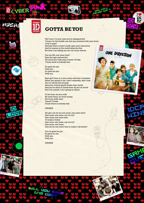 letra en espanol de la cancion you re beautiful de: